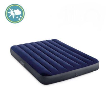 Intex Full Dura Beam Classic Downy napihljiva postelja