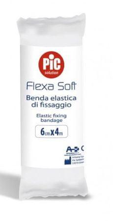 PIC FlexaSoft elastični povoj, 8 cm x 4 m