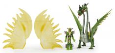 Spin Master Dragon 3 zmaj in viking Tuffnut + Belch in Barf