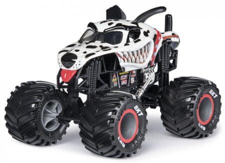 Spin Master Monster Jam zbirateljski Die-Cast avtomobilček 1:24 Monster Mutt - Dalmatian