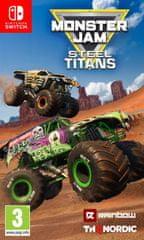 THQ Nordic Monster Jam: Steel Titans igra (Switch)