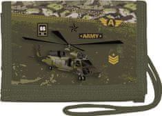 Stil Nyakba akasztható Army pénztárca