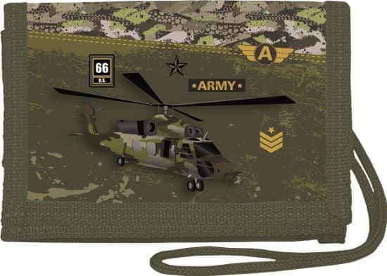 Stil Peněženka na krk Army
