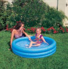 Intex Nafukovací bazénik - modrý - 114 x 25 cm