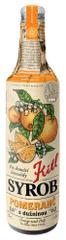 Kitl Syrob Pomeranč s dužninou 500 ml sirup