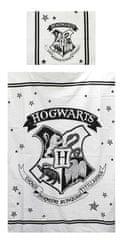"""SETINO Gyerek ágyneműhuzat """"Harry Potter HOGWARTS"""" -140x200, 70x90 fehér"""