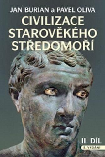 Jan Burian: Civilizace starověkého Středomoří I. + II. díl