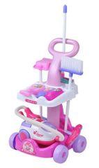 iMex Toys Dětský uklízecí vozík Magical PlaySet