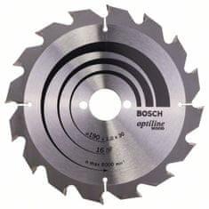 Bosch Pilový kotouč Optiline Wood 2608641184