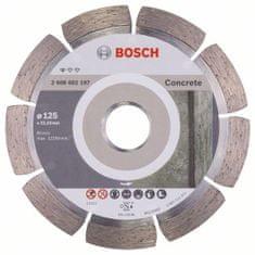 Bosch Diamantový dělicí kotouč Standard for Concrete PROFESSIONAL 2608602197