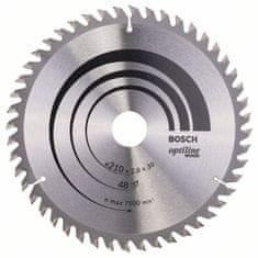 Bosch Pilový kotouč Optiline Wood 2608640623