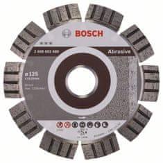 Bosch Diamantový dělicí kotouč Best for Abrasive PROFESSIONAL 2608602680