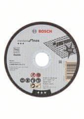 Bosch Dělicí kotouč rovný Standard for Inox - Rapido PROFESSIONAL 2608603171 50ks