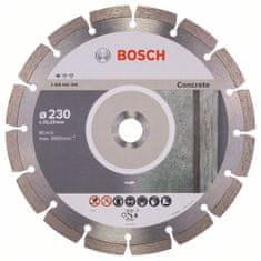 Bosch Diamantový dělicí kotouč Standard for Concrete PROFESSIONAL 2608602200