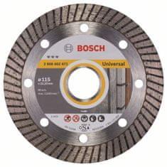 Bosch Diamantový dělicí kotouč Best for Universal Turbo PROFESSIONAL 2608602671
