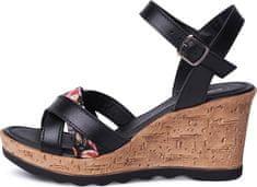 s.Oliver Dámske sandále 5-5-28301-24-097