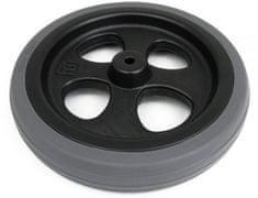 Teddies ND Funny Wheels kolo + 2 podložky s šedou gumovou pneumatikou