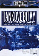 Aeronautica Militare Válečné šílenství 7 Tankové bitvy druhé světové války