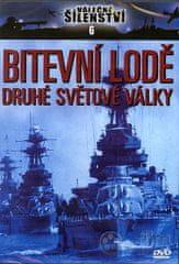 Aeronautica Militare Válečné šílenství 6 Bitevní lodě druhé světové války