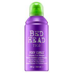 Tigi Bed Head Foxy Curls Extreme Curl pjena za oblikovanje kose,250 ml