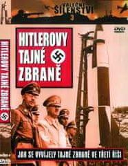 Aeronautica Militare Válečné šílenství 3 Hitlerovy tajné zbraně