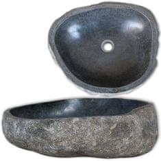shumee Umývadlo, riečny kameň, oválne 46-52 cm