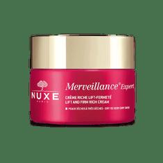 Nuxe Merveillance Expert krema za obraz, suha koža (Lift and Firm Rich Cream), 50 ml