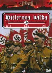 Aeronautica Militare VÁLEČNÉ ŠÍLENSTVÍ 1 Hitlerova válka I
