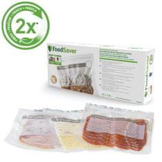 FoodSaver Sáčky pro vakuování, ZIP 3,8l (20 ks)