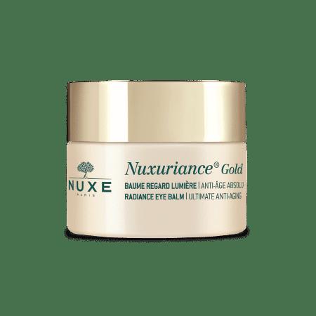 Nuxe Radiance Nuxuriance Gold balzam za okoli oči, 15 ml