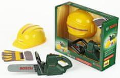 Klein Bosch otroški delovni komplet s čelado