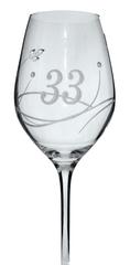 Celebration Výročný pohár 33r Swarovski®