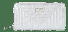 Trussardi Jeans ezüstszínű női pénztárca 75W00230-9Y099998