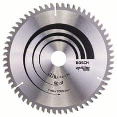 Bosch Pilový kotouč Optiline Wood 2608640642