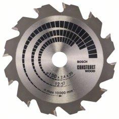 Bosch Pilový kotouč Construct Wood 2608641199