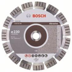 Bosch Diamantový dělicí kotouč Best for Abrasive PROFESSIONAL 2608602683