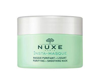 Nuxe Insta-Masque čistilna maska za obraz (Purifying + Smoothing Mask), 50 ml