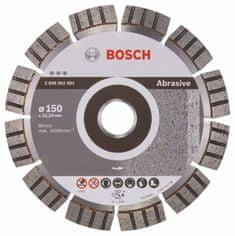 Bosch Diamantový dělicí kotouč Best for Abrasive PROFESSIONAL 2608602681