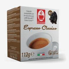 Tiziano Bonini Classico kapsule za aparat za kavu Dolce Gusto, 16 komada