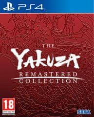Atlus Yakuza Remastered Collection igra (PS4)