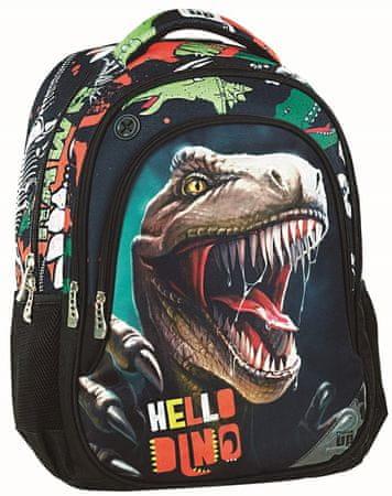 Back Me Up Hátizsák Hello Dino