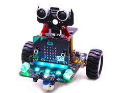 Yahboom Micro:bit inteligentné robotické auto