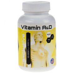 Vitamín A&D 10000/400 IU, 100 tablet