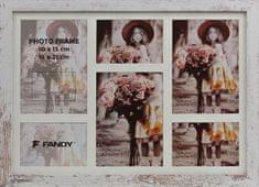 FANDY Dřevěný rámeček Narvik gallery na více foto 05 1 melír