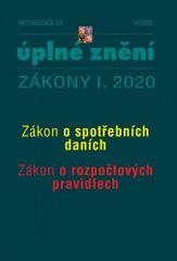 autorů kolektiv: Aktualizace I/3 2020 Spotřební daně, Rozpočtová pravidla