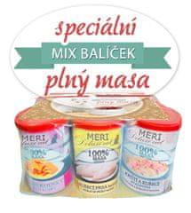 FALCO MIX balení pro kočky 6x400 g