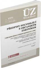 ÚZ 1371 Předpisy související s NOZ