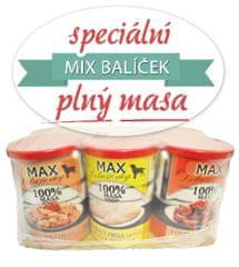 FALCO MIX balení pro psa 6x400 g