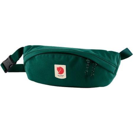 Fjällräven Ulvö Hip Pack Medium, zelena