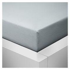 Top textile Jersey plachta Top - Svetlo šedá 90x200 cm